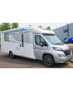 New Hymer T-Class CL 698 'Ambition' Fiat 150 Automatic Low-Profile Motorhome N101366