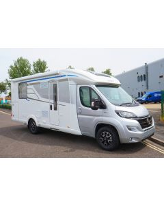 New 2019 Hymer T-Class CL 698 'Ambition' Fiat 150 Automatic Low-Profile Motorhome N101368