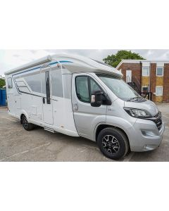 New Hymer T-Class SL 588 'Ambition' Fiat 150 Automatic Low-Profile Motorhome N101371
