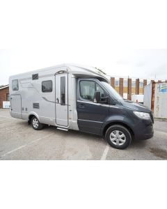 New 2019 Hymer ML-T 580 Edition 1 Mercedes 416 Automatic Low-Profile Motorhome N101389