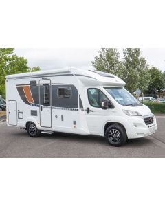 New 2019 Burstner Lyseo Limited 680 G Fiat 130 Automatic Low-Profile Motorhome N101397