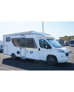 New 2019 Burstner Lyseo TD 727G Harmony Line Fiat 150 Automatic Low-Profile Motorhome N101400 *Special Offer*