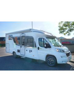New 2019 Burstner Lyseo TD 736 Harmony Line Fiat 150 Automatic Low-Profile Motorhome N101408 *Special Offer*