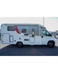 New 2019 Burstner Travel Van T620 Fiat 150 Automatic Low-Profile Motorhome N101427