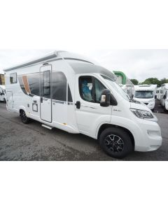 New 2019 Burstner Lyseo TD 734 Harmony Line Fiat 150 Automatic Low-Profile Motorhome N101458 - SOLD