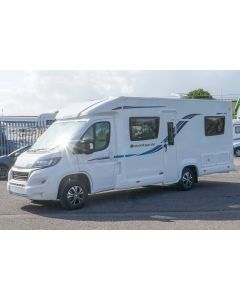 New 2019 Compass Avantgarde 155 Peugeot 130 Low-Profile Motorhome N101499