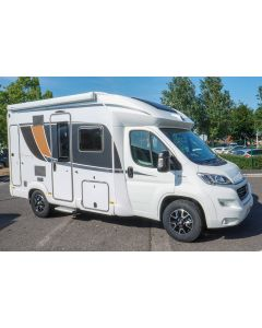 New 2019 Burstner Lyseo TD 590 Harmony Line Fiat 130 Low-Profile Motorhome N101517 - SOLD