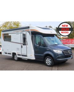 New 2020 Burstner Lyseo M Harmony Line 660G Coachbuilt 2.3L 163 Automatic Diesel N101605