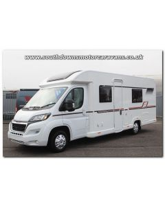 New 2018 Bailey Advance 76-4 Peugeot Boxer 2.0L 130 Low-Profile Motorhome N101318 Sold