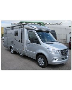 New 2021 Hymer ML-T 580 Mercedes Sprinter 2.2L 163BHP Automatic Low-Profile Motorhome N101648