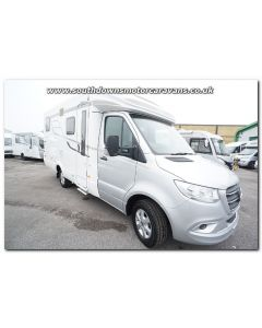 New 2019 Hymer ML-T 580 Mercedes 416 Automatic Low-Profile Motorhome N101526 Just Arrived
