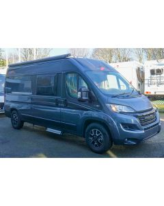 New 2019 Carthago Malibu 600 DB Fiat 2.3L 150 Manual Camper Van N101475 *UNIQUE LOW BED*