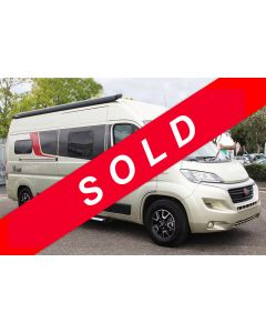 2018 Burstner City Car C600 Fiat 150 Automatic Camper Van N101064 - sold