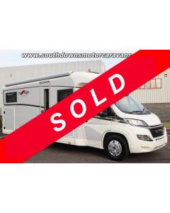 New 2018 Carthago C-Tourer T 148H Fiat 2.3L 150 Low-Profile Motorhome N101248 - sold