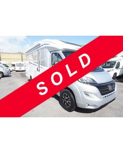 New 2019 Hymer T-Class CL 678 'Ambition' Fiat 150 Automatic Low-Profile Motorhome N101361 - sold