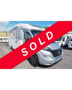New 2019 Hymer T-Class CL 678 'Ambition' Fiat 150 Automatic Low-Profile Motorhome N101363 - sold