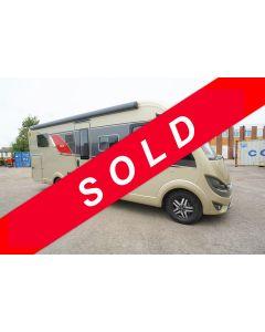 New 2019 Burstner Ixeo I 736 Fiat 150 Automatic A-Class Motorhome N101439 - sold