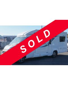 New 2019 Compass Avantgarde 155 Peugeot Boxer 2.0L 130 Manual Low-Profile Motorhome N101501 - sold