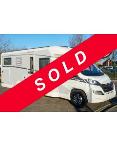 New 2020 Carthago C-Tourer T 148 LE H Lightweight Fiat 2.3L 160 Automatic Low-Profile Motorhome N101551 - sold