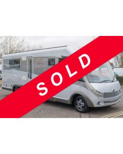 New 2020 Carthago Liner-For-Two I 53 L Fiat Ducato 2.3L 180 bhp Automatic A-Class Motorhome N101557 - sold