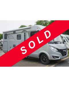 New 2020 Hymer B-Class ModernComfort I 580 Mercedes Sprinter 2.2L 177BHP Automatic A-Class Motorhome N101652 - sold