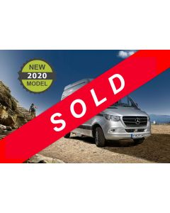 New 2020 Hymer Grand Canyon S Mercedes-Benz 2.2L 163hp Automatic Camper Van N101662 - sold