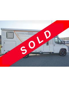 New 2019 Hymer Exsis-t 588 Fiat 150 Manual Low-Profile Motorhome N101379 - sold