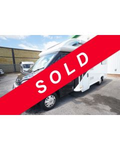 Used Bailey Approach 625 Peugeot Boxer 2.2L 130 Manual Low-Profile Motorhome U201563 - sold