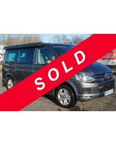 Used Volkswagen California Ocean 2L 150bhp Diesel Automatic VW Manufactured Camper Van U201639 - sold