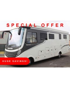 Used Concorde Charisma 900 M Iveco Daily 70C21 Automatic A-Class Motorhome U201440