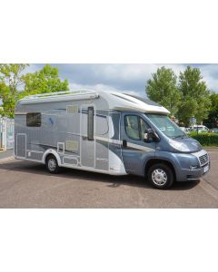 Used Knaus Sun TI 700MX Fiat Low-Profile Motorhome U201521