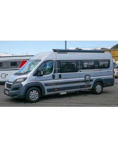 Used 2015 Autocruise Forte Peugeot Boxer 2L Manual Camper Van U201564