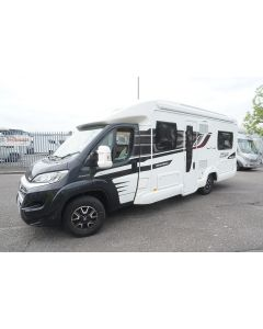 Used Swift Bolero 684 Black Edition Fiat Ducato 2.3L Manual Low-Profile Motorhome U201568