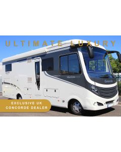Used LHD Concorde Charisma 850L Iveco Daily 3.0L Automatic A-Class Motorhome U201569