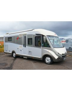 Used 2014 Carthago Chic E-Line I51 QB Yachting Fiat 180 3.0L Manual A-Class Motorhome U201580