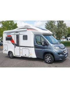 Used Burstner Ixeo Time it586 Sovereign Fiat 2.3L 130 Low-Profile Motorhome U201586