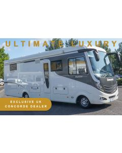 Used 2014 LHD Concorde Charisma 3 920G Iveco Daily 3L 180 Manual A-Class U201610