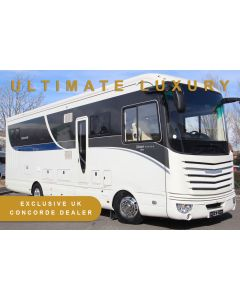 Used Motorhomes For Sale at Southdowns Motorhome Centre