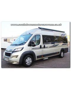 Used Auto-Sleeper Kingham Peugeot 2.2L Van Conversion Motorhome U201223 Sold