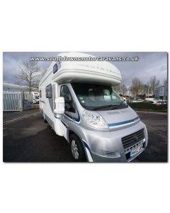 Used Auto-Trail Frontier Scout Fiat 150 2.3L Automatic High-Line Coachbuilt Motorhome U201498