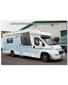 Used Dethleffs Esprit T7010 Fiat 2.3L 130 Low-Profile Motorhome U201222 Sold