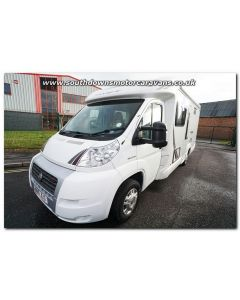 Used Swift Bolero 630EW Fiat 2.3L 130 Low-Profile Motorhome U201483