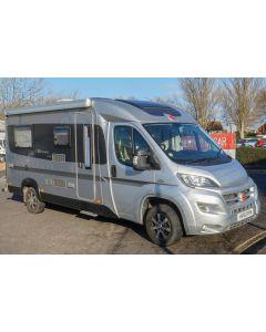Used 2015 Burstner Brevio t640 2.3L 130PS Manual Van Conversion Motorhome U201650