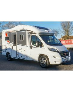 Used Burstner Ixeo Time 586 Sovereign 2.3L 150PS Automatic Diesel Low-Profile Motorhome U201680