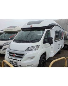 Used 2016 Burstner Ixeo IT 680 G Low-Profile Motorhome U201749 SOLD