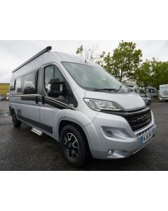 Used Carthago Malibu 600 DB Van Conversion U201636