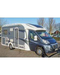 Used Knaus Sun Ti 650 LF Fiat Ducato 2.3L 130PS Manual Low-Profile Motorhome U201657
