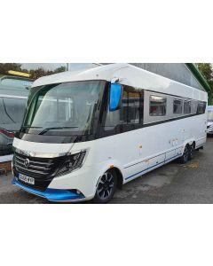 Used 2018 Neismann+Bischoff Arto I 88 E A-Class Motorhome U201753