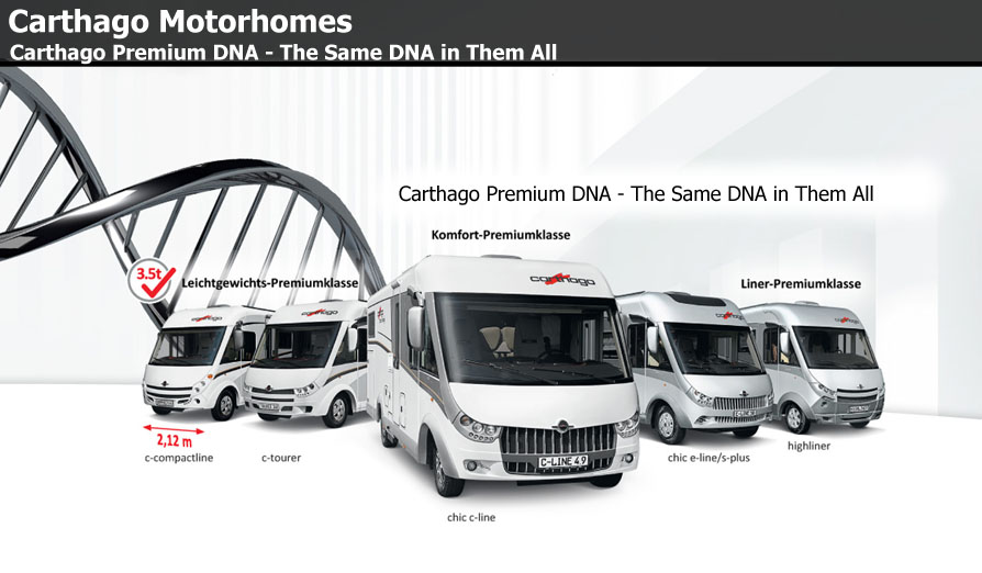 Carthago Motorhomes