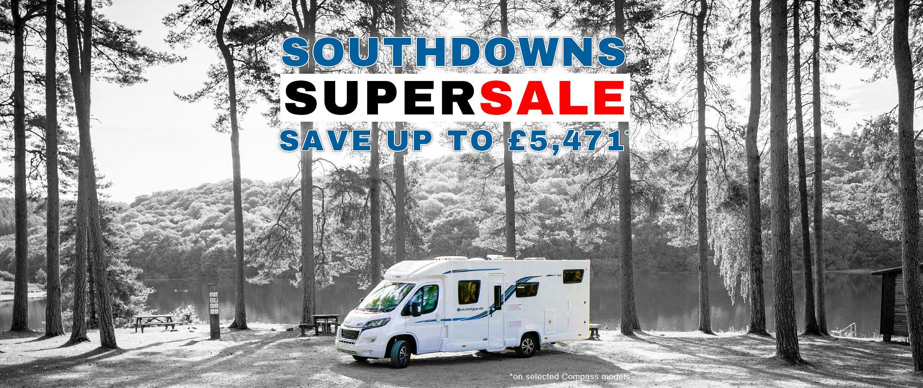 Southdowns Super Sale